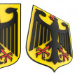 Germany.Coat of arms — Stock Photo #32531103