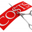 Stock Photo: Reducing costs