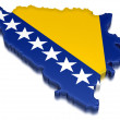 Bosnia and Herzegovina — Stock Photo