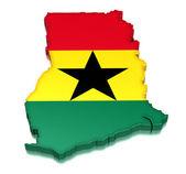 Ghana — Stock Photo