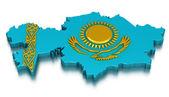 Kazakhstan — Stock Photo