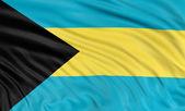 Bahama flag — Stock Photo