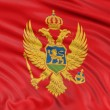 Montenegro flag — Stock Photo #32980423