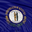 Stock Photo: Kentucky Flag