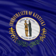 Stockfoto: Kentucky Flag