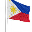 Flag of Philippines — Stock Photo