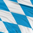 Stock Photo: Flag of Bavaria