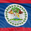 Belize flag — Stock Photo #34861775