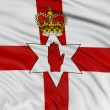 Ulster flag — Stock Photo