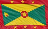 Grenada vlajka — Stock fotografie