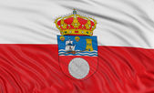 Flag of Cantabria — Stock Photo