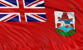 Bandera de Bermudas — Foto de Stock