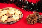 Christmas flavors — Stock Photo