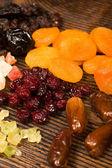 Fruity ingredients — Stock Photo
