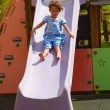 Stock Photo: Playground joy