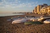 Torrevieja beach — Stock Photo