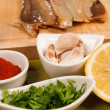 Marinade ingredients — Stock Photo #13774365