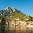 Secluded Costa Blanca bay — Stock Photo