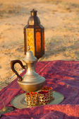 Bedouin scene — Stock Photo