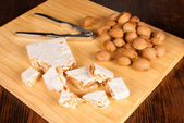 Hard turron — Foto Stock