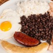 Colombian lunch — Stock Photo