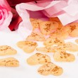 Valentines cookies — Stock Photo #18436265