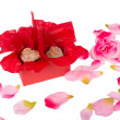 Royalty-Free Stock Photo: Valentines gift