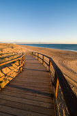 Southern Alicante bay — Stock Photo