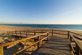 Alicante bay — Stock Photo