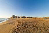 Arenales beach resort — Stock Photo