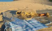 Cosas de la playa — Foto de Stock