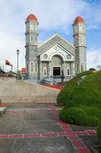 Zarcero kilisesi — Stok fotoğraf