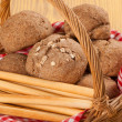 Bread basket — Stock Photo #18955407