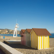 CAmpello beach promenade — Stock Photo