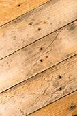 Revestimento de madeira do grunge — Foto Stock