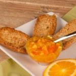 Healthy breakfast — Stock Photo #20066091