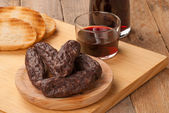 Morcilla — Stock Photo