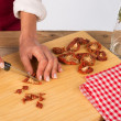 Dried tomatoes — Stock Photo #22476673