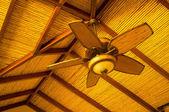 Stropní ventilátor — Stock fotografie
