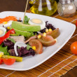 Stock Photo: Mediterranean salad