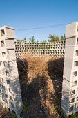 Agricultural burner — Stock Photo