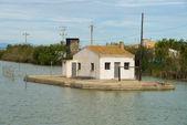 Traditionellen valencianisch architektur — Stockfoto