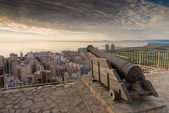 Cullera fortification — Stock Photo