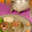 Moroccan still life — Stock Photo