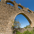 Stock Photo: Aqueduct arch