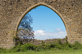 Medieval arch — Stock Photo
