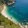 Secluded Mediterranebeach — Stock Photo #27392147
