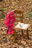 Bodegón de lectura — Foto de Stock
