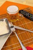Jantar de despedida de solteiro — Foto Stock
