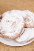 Ensaimada cakes — Stock Photo